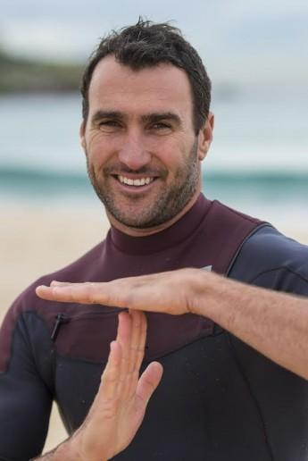 Man of Many Chats to Surf Legend Joel Parkinson