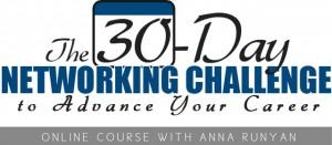 30 day networking challenge online course