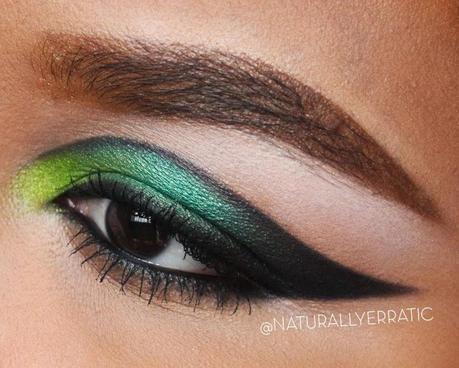 Beauty, Makeup Blog, Sugarpill Cosmetics, Sugarpill Midori, Sugarpill Acidberry, Winged Eye Makeup