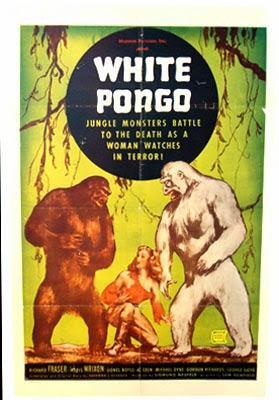 #1,355. White Pongo  (1945)