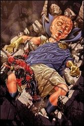 Deadpool #29 Cover - Brooks Variant
