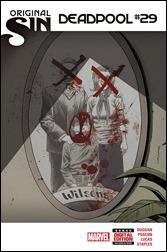 Deadpool #29 Cover