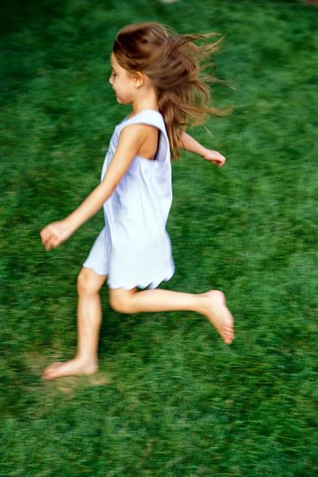 Getting Kids' Energy Out Before Bedtime