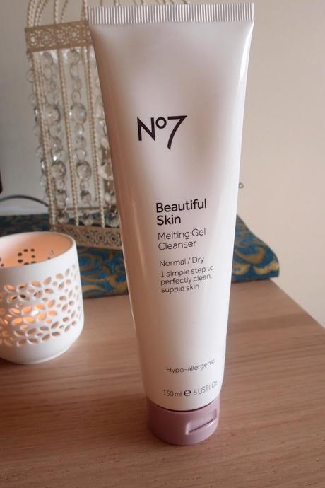 No7 Melting Gel Cleanser