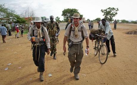 Walking The  Nile Update: 400 Miles Missed Due to Conflict in South Sudan