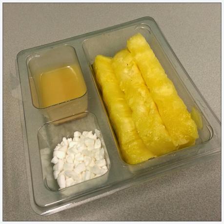 Asda Lemon Meringue & Pineapple Snack Pot