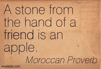morrocan proverb quotes