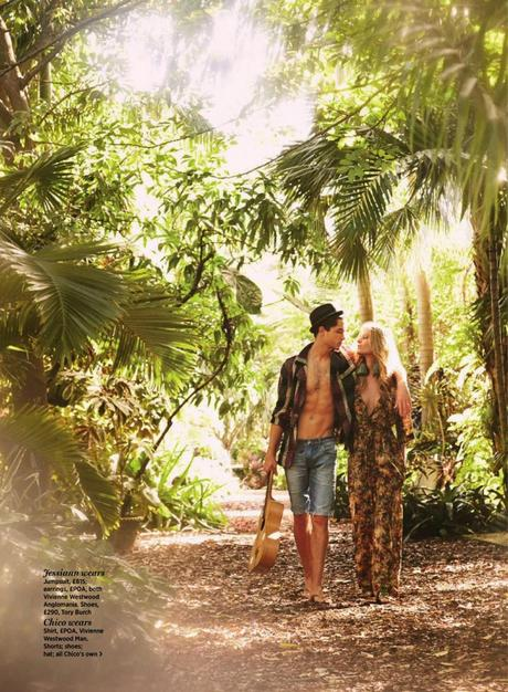 Jessiann Gravel Beland For Cosmopolitan Magazine, UK, June 2014