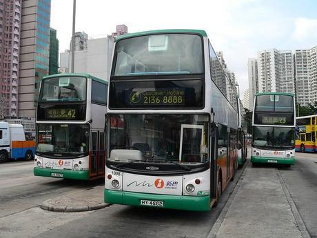 Public transport hongkong