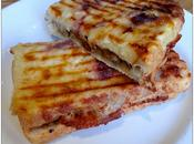 REVIEW! Costa Sausage Onion Toastie