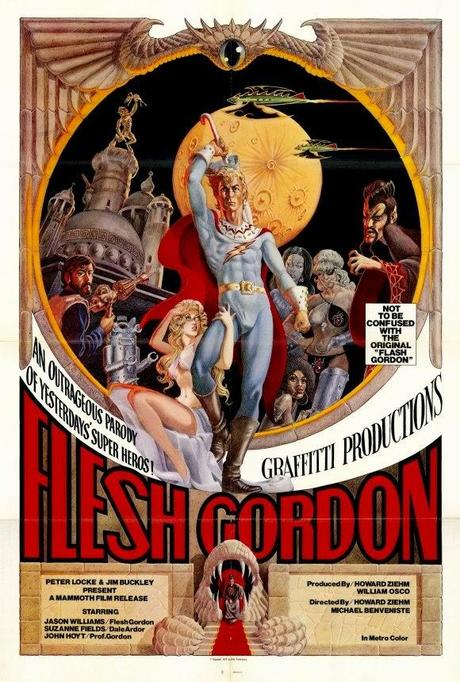 #1,356. Flesh Gordon  (1974)