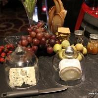 Cheese on Display