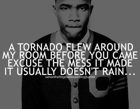 Frank Ocean Quotes - P...