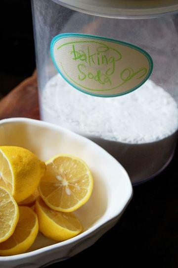 Chemical free Spring Cleaning Paperblog