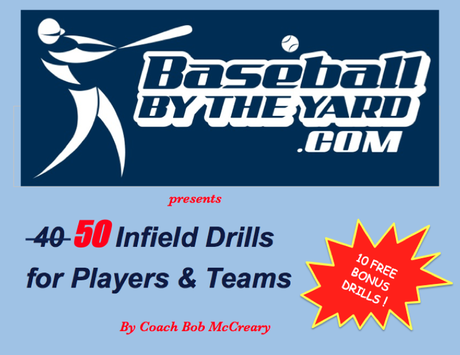 One is for infield drills it has 40 drills that