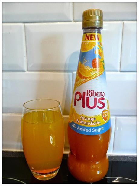 Ribena Plus Orange & Mandarin