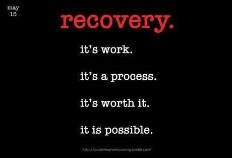 Choosing recovery
