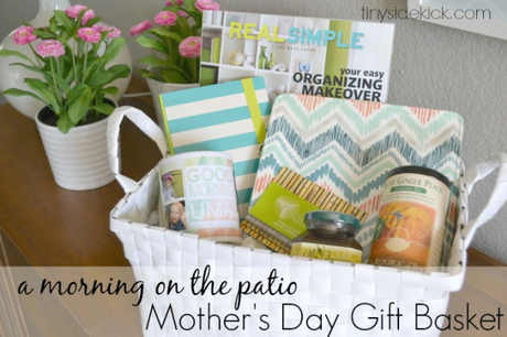 DIY mother's day present