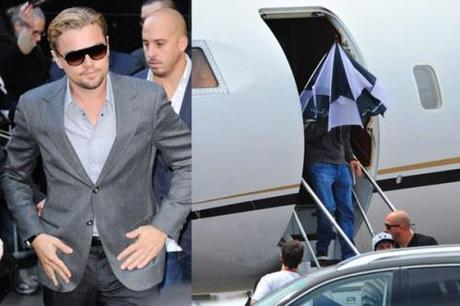 Leo private jet