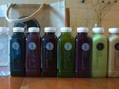 Diary Juice Cleanse: Pressed Juices
