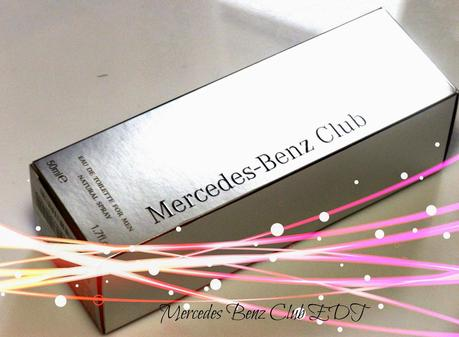 Mercedes benz club natural spray review paperblog for Mercedes benz cologne review