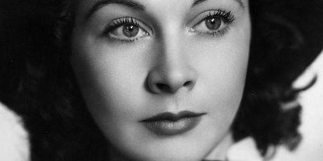 Vivien Leigh by Sasha 1930s