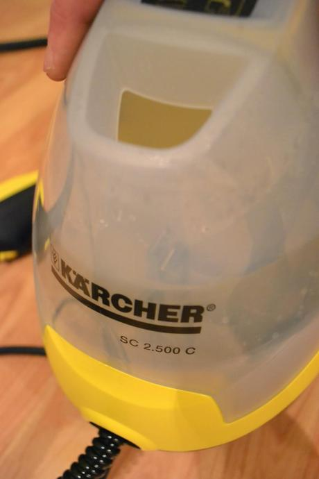 Review On Karcher SC2 500C Steam Cleaner  For Mumsnet Bloggers Panel