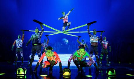 Cirque du Soleil returns to Australia with TOTEM