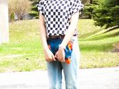 OOTD: Checkered Color