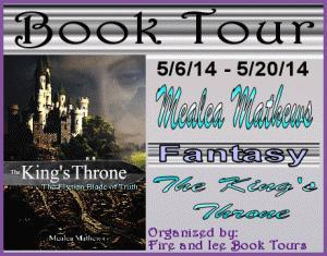 the kings throne tour banner