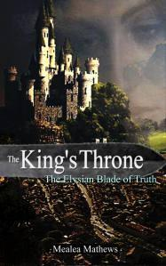 KingsThrone Kindle Book cover 1