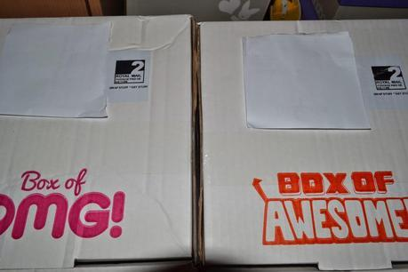Box Of Awesome & Box Of OMG Review