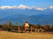 Rishop Home Best Silhouette Kanchenjunga