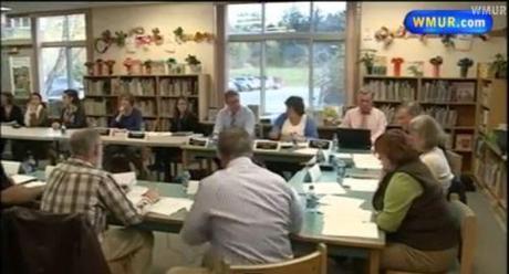 Gilford school board1