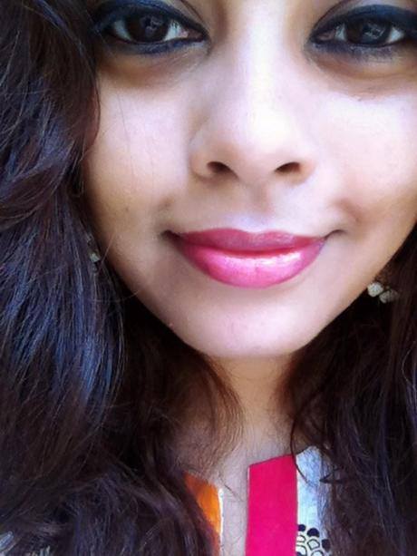 Lancome Lip Lover Orange Manege (#336) - Review, Swatches