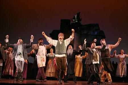 Gender in Fiddler on the Roof