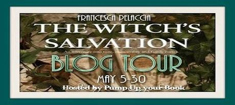 The Witch's Salvation by Francesca Pelaccia: Spotlight with Excerpt