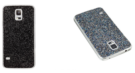 Samsung and Swarovski create covers for the S5