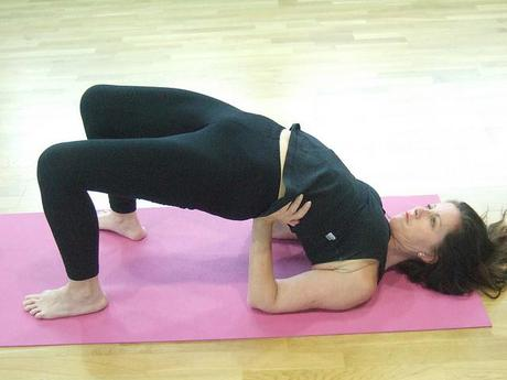 How to keep the body cool with yoga poses or asanas for Floor yoga poses for seniors