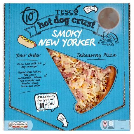 REVIEW! Tesco Takeaway Pizzas