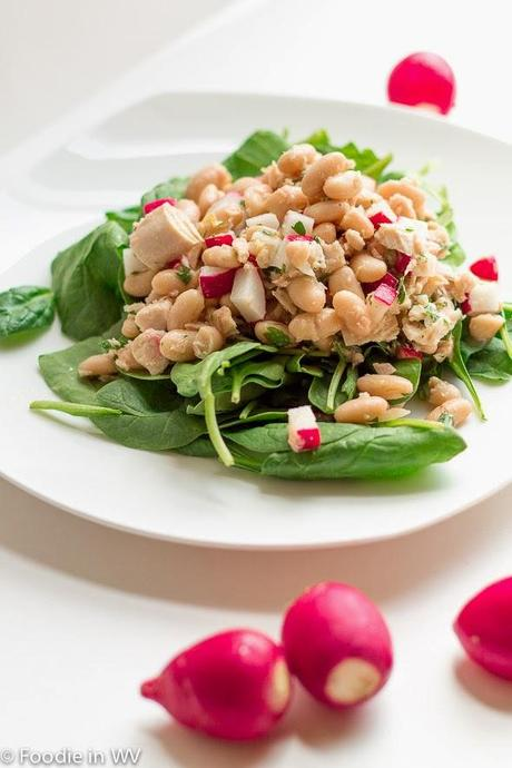 Mediterranean Tuna and Bean Salad - Paperblog