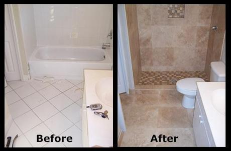 New Small Bathroom Tile  Bright Tiles Make Your Bathroom Appear Larger