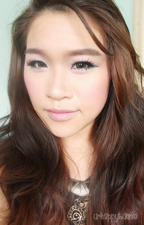 2ne1 Park Bom Crush Inspired Makeup Look Paperblog