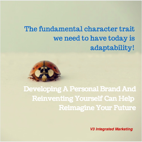 How a Personal Brand Can Help Reimagine Your Future