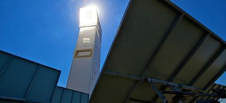 Solar Thermal Test and Demonstration Power Plant Jülich
