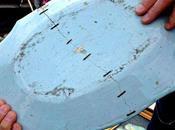1700s Broken French Platter Brocante