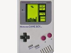 Nintendo's Gameboy Time Celebrate 25th Birthday