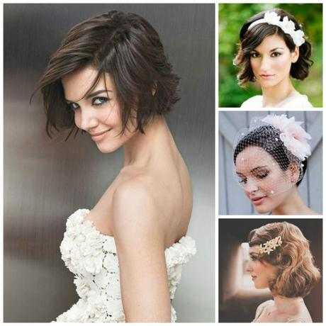 wedding hairstyles for short hair  paperblog