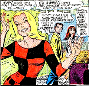 Gwen Stacy: Dead or Alive? You decide.