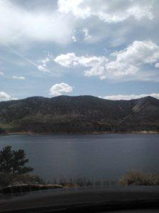 Miss you, FoCo, and the lovely Horsetooth Reservoir.